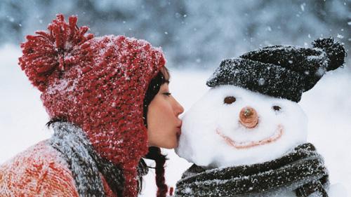 Морозный поцелуй