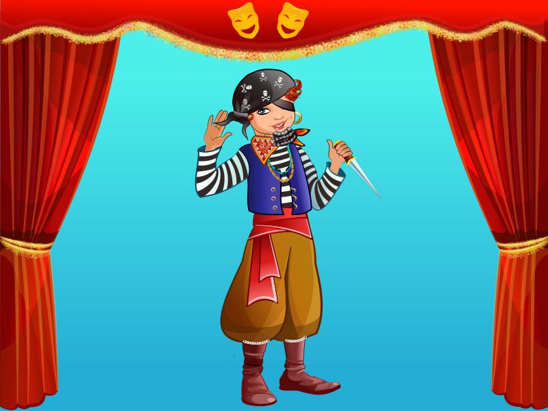 Выкройки для костюма пирата костюм пирата фото 980